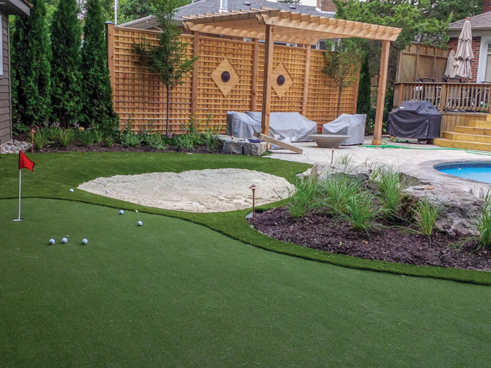 artificial turf toronto