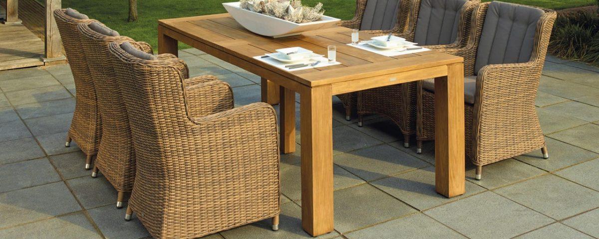 Outdoor Furniture Materials