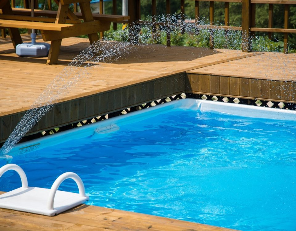 winter swimming pool planning