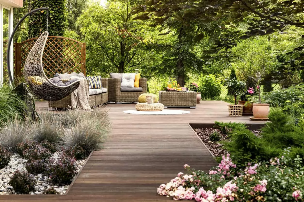 Landscaping Components
