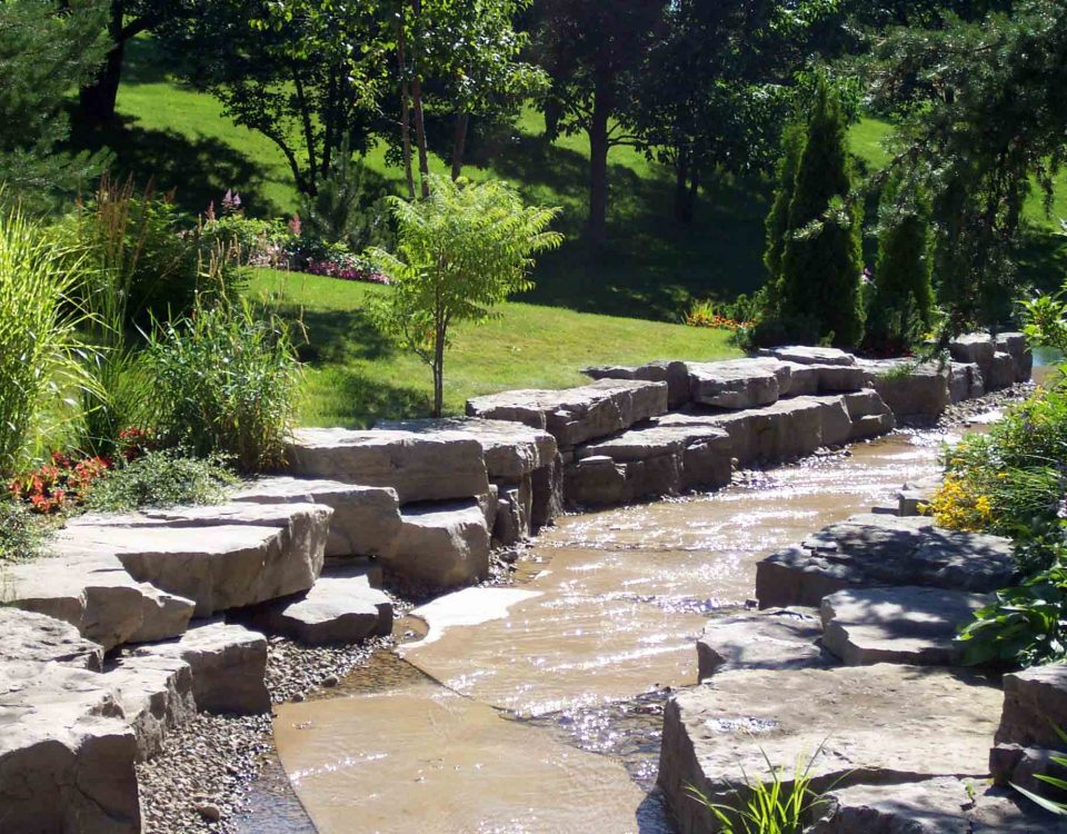 Why Use Stonework in Landscaping